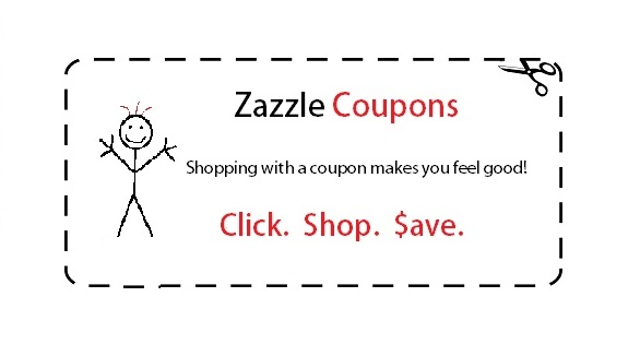 Zazzle Coupon Codes. Infinite and Instant, Zazzle is the only on-demand retail platform for consumers and major brands, offering billions of retail quality, one-of-a-kind products shipped within 24 hours.